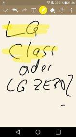LG Class Test