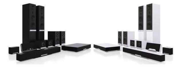 Raumfeld Multiroom-Lautsprecher