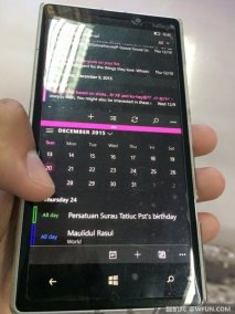 Windows 10 Mobile Split View Leak