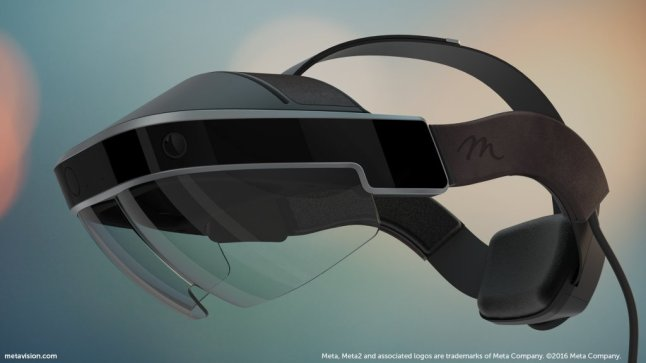 Meta 2 AR-Headset