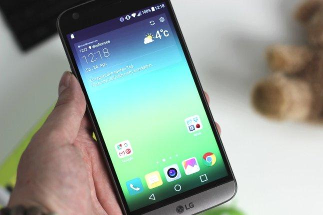 LG G5 Test
