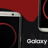 Samsung Galaxy S8: Die ersten Fotos ohne Case in Natura