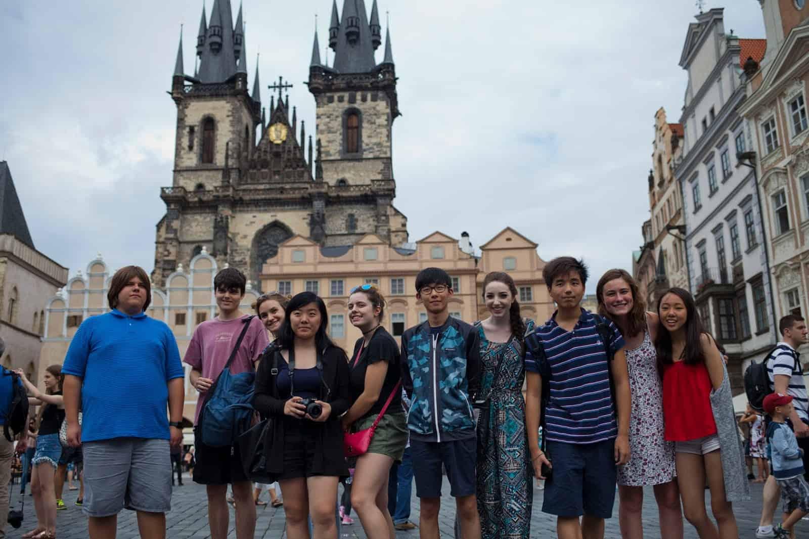 Modern Europe Historic Tour Dresden Amp Prague