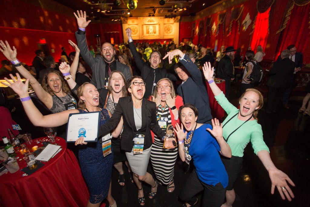 people's choice winners 2017