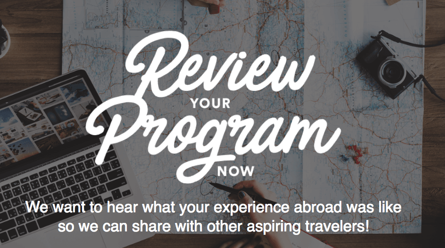 GoAbroad.com Travel Program Reviews