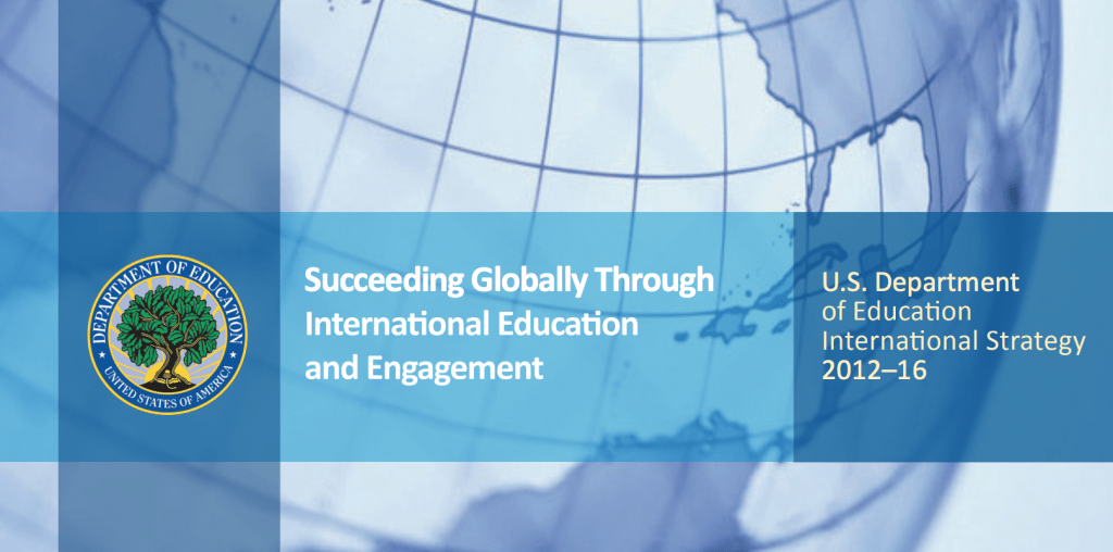 Succeeding Globally Through International Education and Engagement