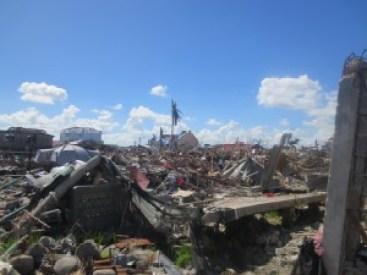 Tanauan 1 Month After Haiyan