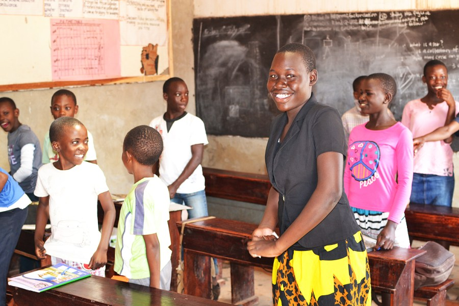 Nalusse Success Primary School in Mukuno, Uganda