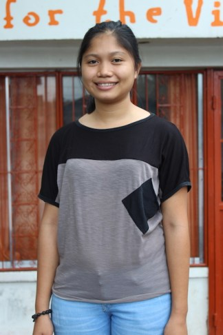 Betty - scholarship winner