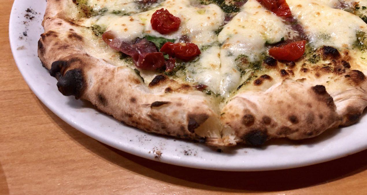 Pizza Strada in Tokyo