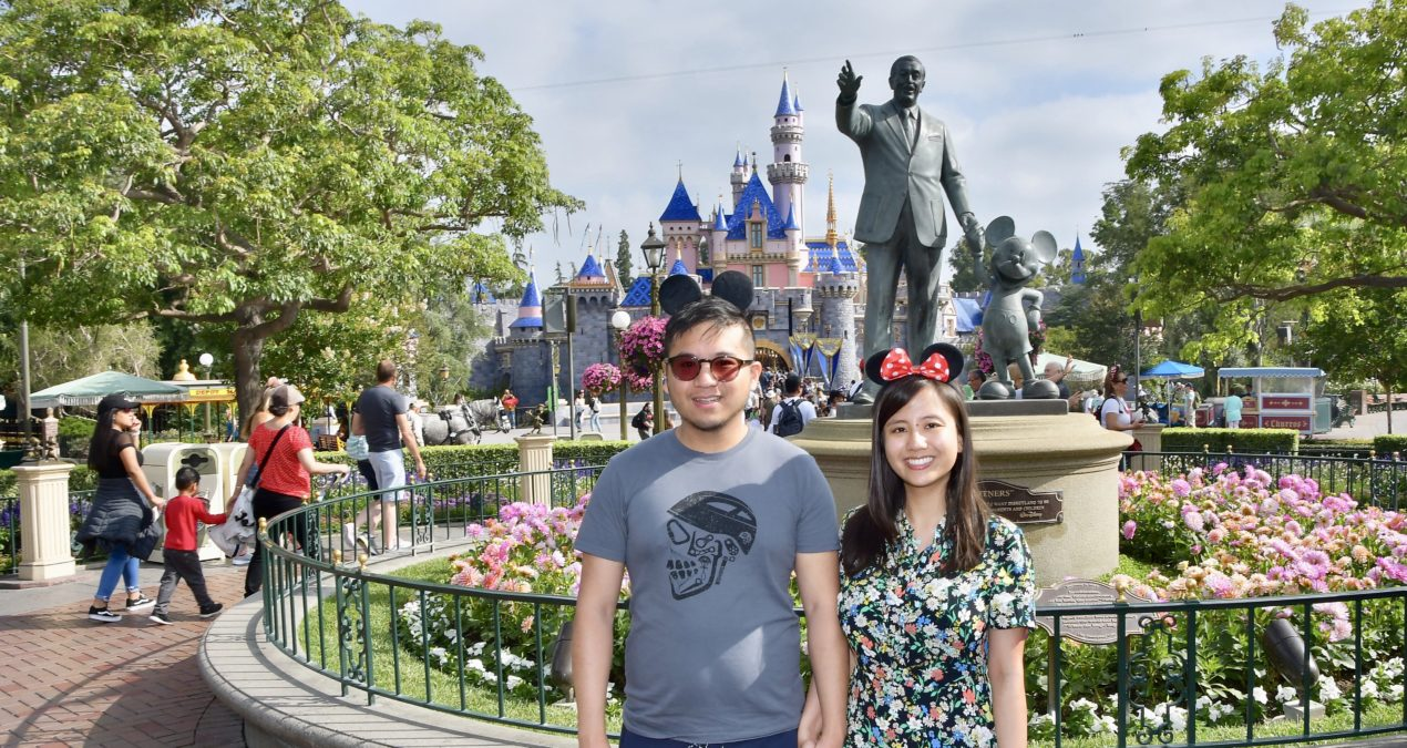Lessons from our Disneyland Trip