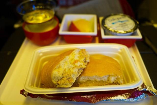 JAL Hot Tuna & Mozzarella Sandwich