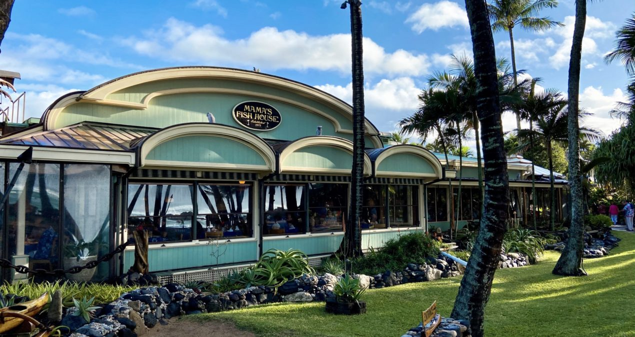 Mama's Fish House in Maui – Best Review