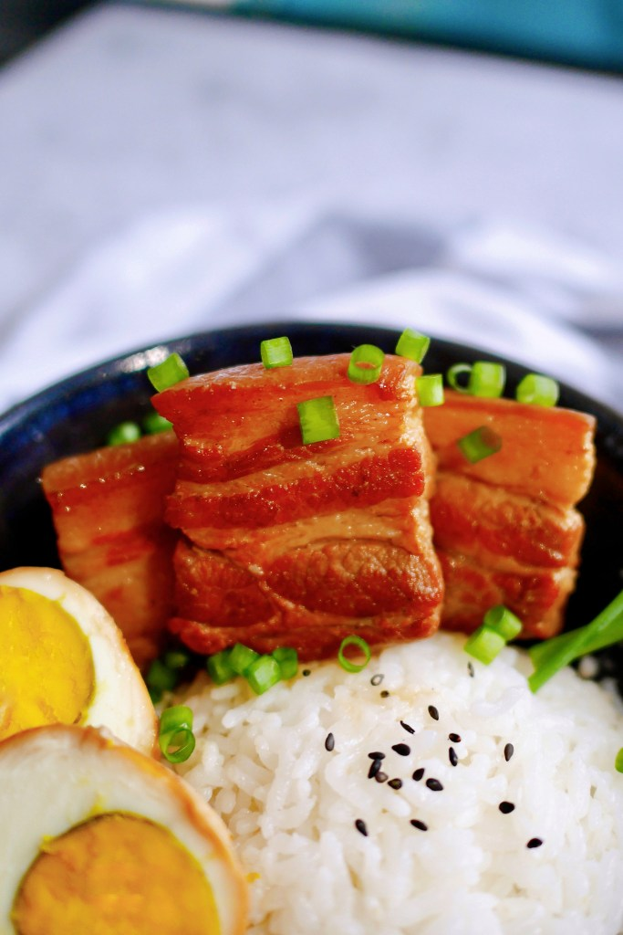 Taiwanese Braised Pork Belly