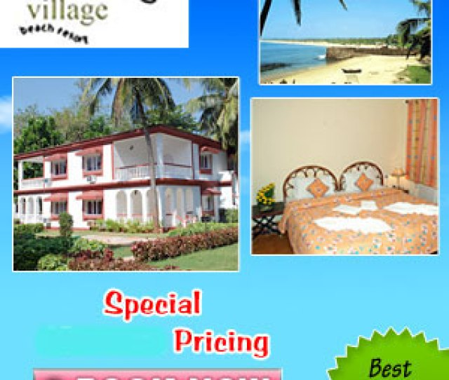 Goa Hotels Goa Summer Packages
