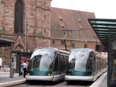 Tram, Strasbourg