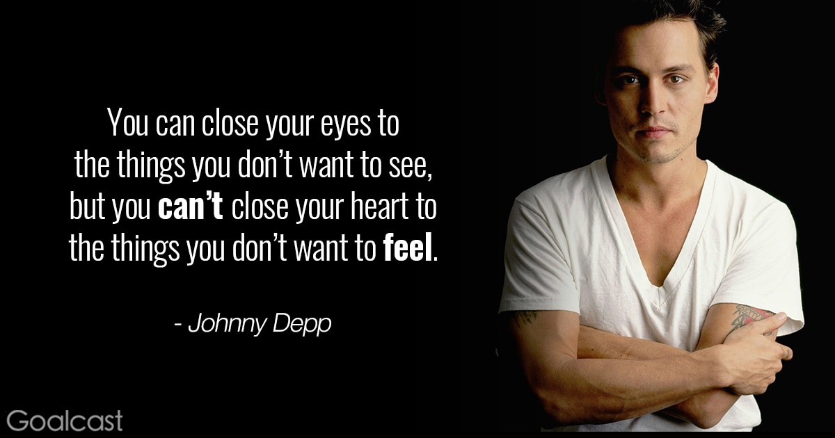 Top 18 Johnny Depp Quotes That Will Change How You Look At