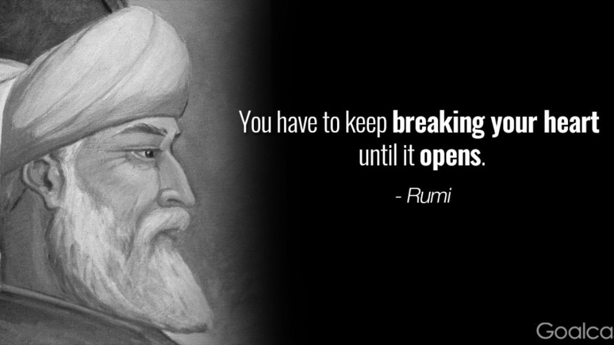 21 Heart Touching Love Quotes by Rumi that will Change your Life