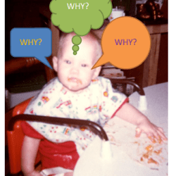 You should define your why. Like a child, ask yourself Why, over and over again, until you get to your real why.