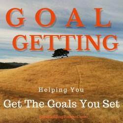 Goal Getting Podcast 2016 Podcast ART Season 2 1400 X 1400