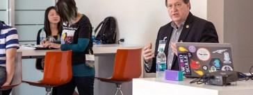 Tony Woodall Speaking at Toastmasters Leadership Institute August 13, 2016.