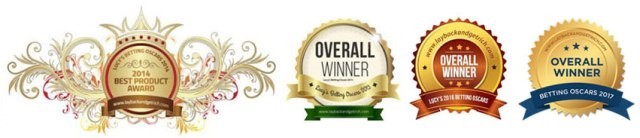 Awards won by Goal Profits Betfair football trading community