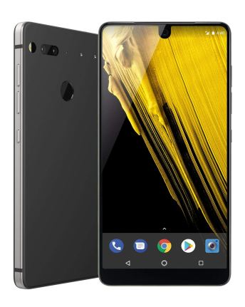 Essential Phone in Halo Gray