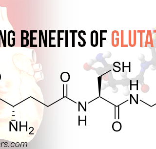 Benefits glutathione