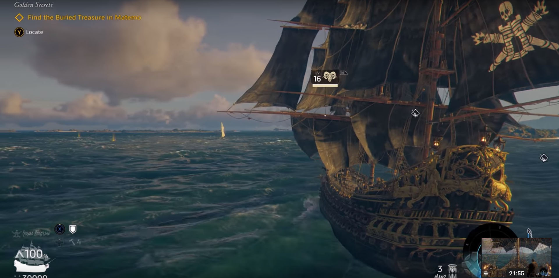 Skull and Bones Gameplay