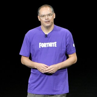 CEO of Fortnite