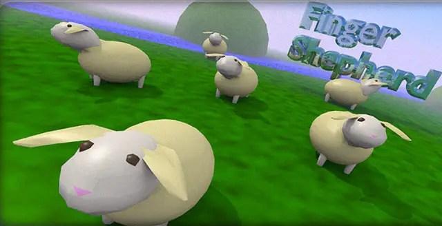 best android games finger shepherd