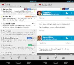 install new gmail on android phone