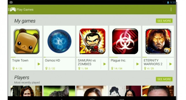 Google-Play-Games-App