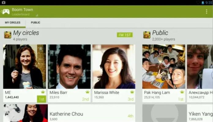 Google Play Games App 2