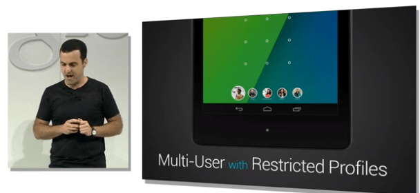 android 4.3 Multi user