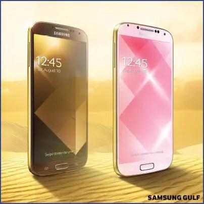 galaxy s4 gold edition