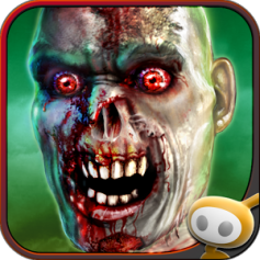 Contract Killer Zombiesshooting app