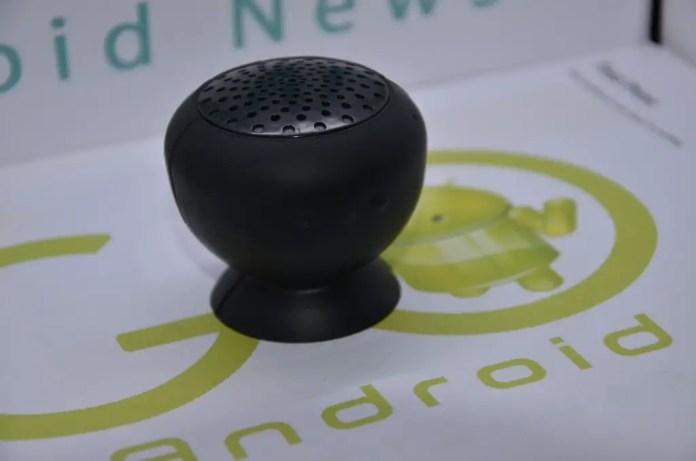 Gum Rock Bluetooth Speaker Review side
