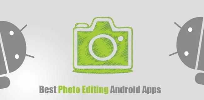 photo editing androidapps