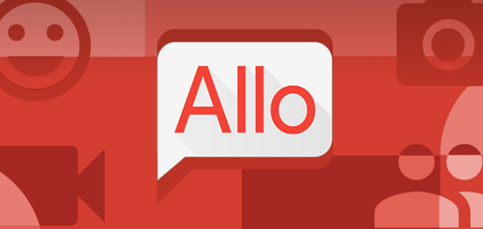 allo messaging app