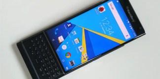 TELUS Blackberry Priv Marshmallow