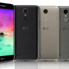 LG K10 (2017) color