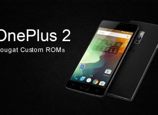 oneplus 2 nougat custom rom