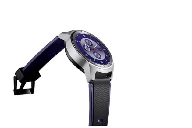 zte quartz smartwatch strap
