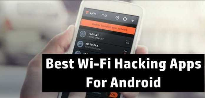 best wifi apps hacking for android