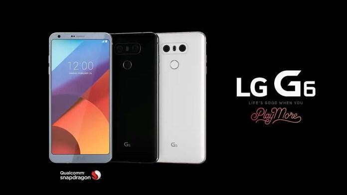 LG G6 official