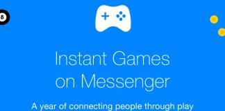 messenger instant games