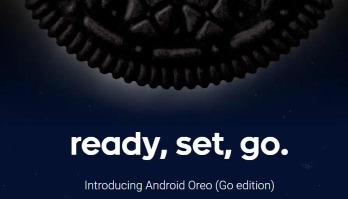 $30 Android Oreo Go smartphones