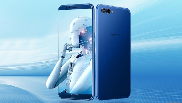 Honor View10