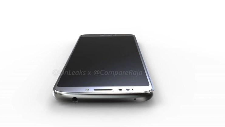 Moto G6 Play Leak Render 06